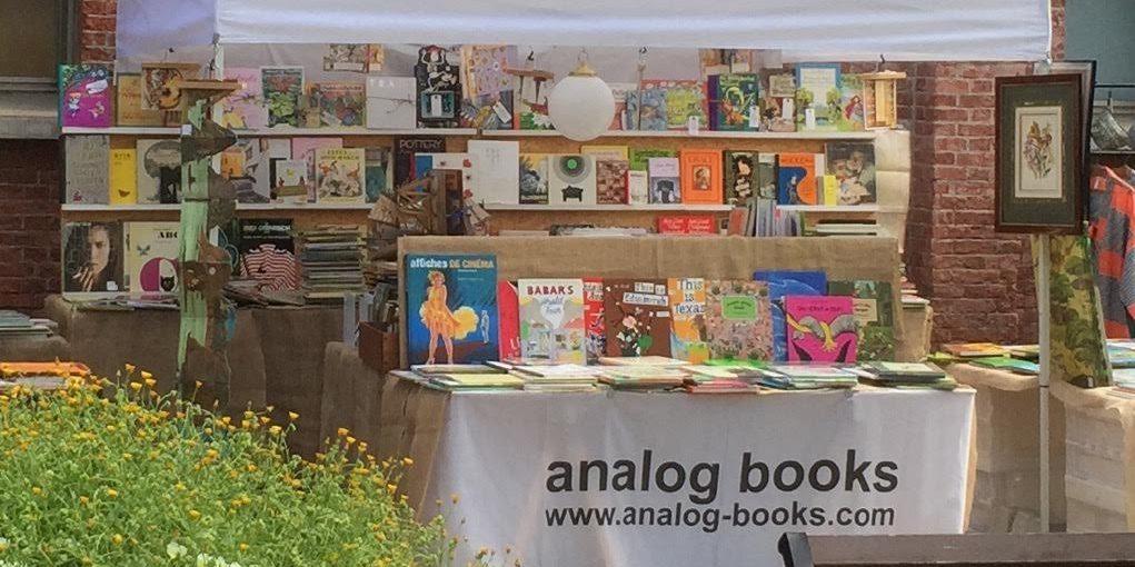 出店者|analog books(日光)
