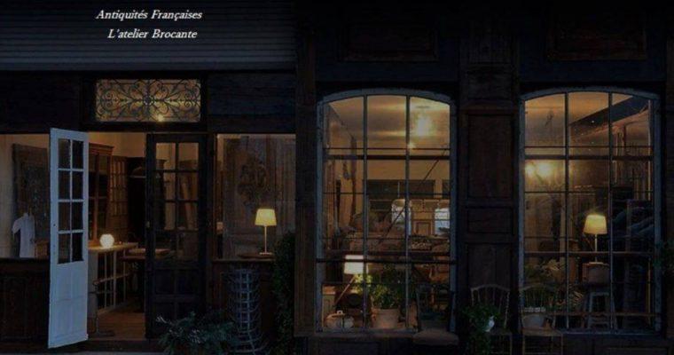 出店者|L'atelier Brocante(前橋)